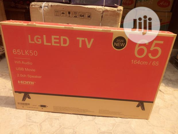 LG Tv 65 Inches Tv With HDMI And USB 2 Yrs. Warranty Made In Korea