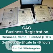CAC Business Name And Limited (LTD) Certificate In 48 Hours | Legal Services for sale in Lagos State, Ikorodu