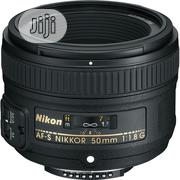 Nikon 50mm Af-s F/1.8G Lens | Accessories & Supplies for Electronics for sale in Lagos State, Lagos Island