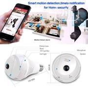 Panaromic Cctv Bulb Camera With WIFI   Security & Surveillance for sale in Lagos State, Ojo