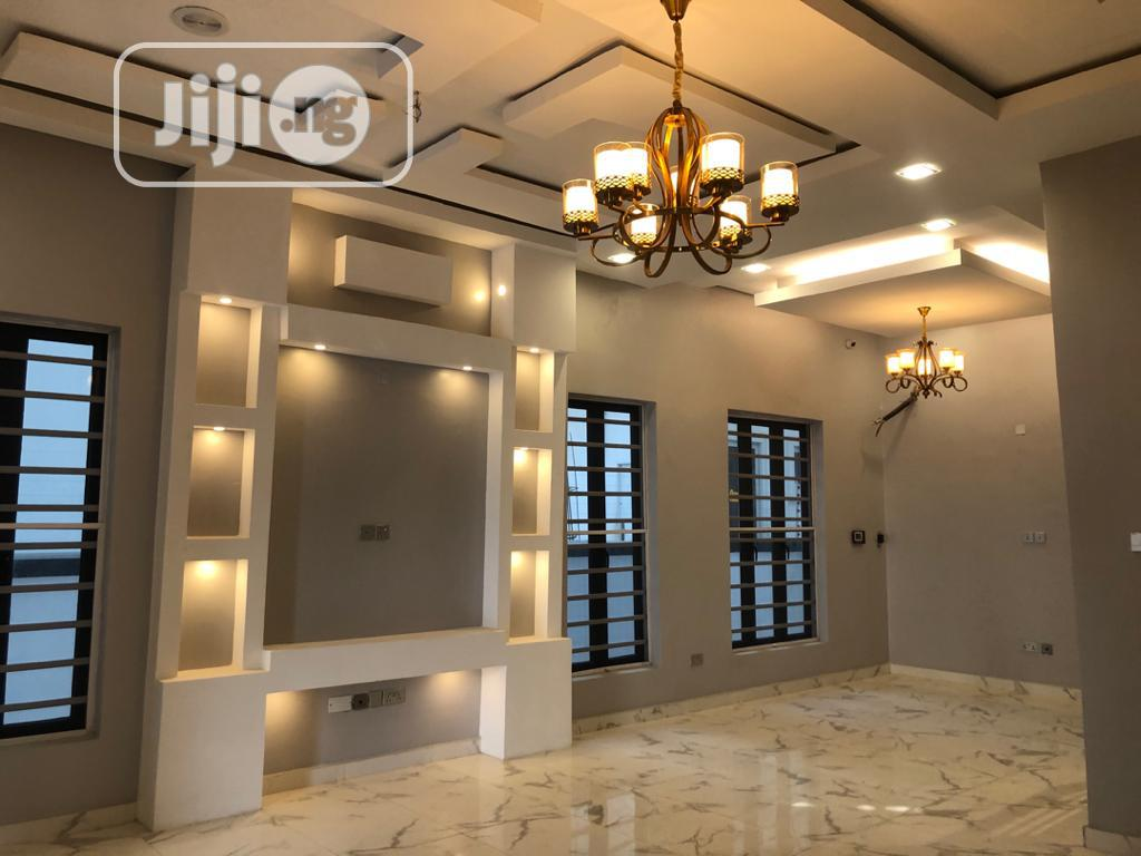A Well Built 5bedroom Duplex With Bq At Osapa London For Sale
