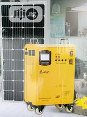 Original 400w Solar Generator Without Wire And Bulbs Trusted | Solar Energy for sale in Lagos State