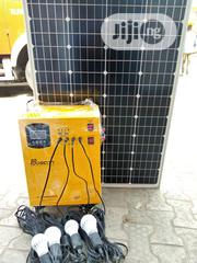 Original 400w Solar Generator With Wire And Bulbs Trusted And Tested | Solar Energy for sale in Lagos State