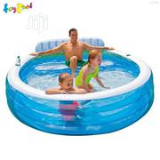 Intex Best Hard Leather Family Lounge Pool | Sports Equipment for sale in Edo State, Benin City
