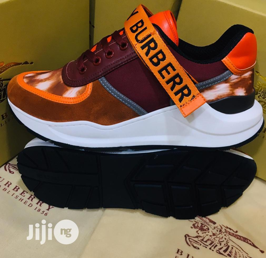 Burberry Sneakers | Shoes for sale in Lagos State, Nigeria