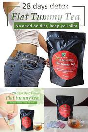 Flat Tummy Tea | Vitamins & Supplements for sale in Ondo State, Akure