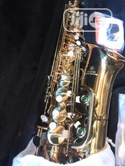 Yamaha Alto Saxophone With Full Accessories | Musical Instruments & Gear for sale in Lagos State, Ojo