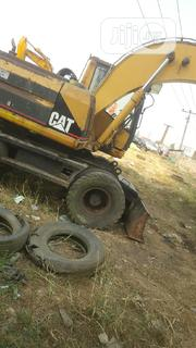 CAT 315 Tyre Excavator   Heavy Equipment for sale in Rivers State, Port-Harcourt
