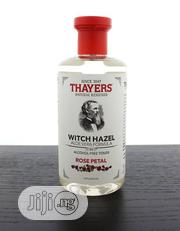 Thayers Witch Hazel Facial Toner, Rose Petal Scented, 12 Oz | Skin Care for sale in Lagos State, Lekki Phase 1