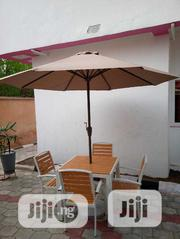 New & Durable Outdoor Garden Table And Chairs With Canopy. | Garden for sale in Lagos State, Ojo