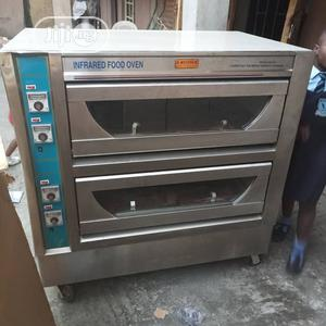 New 2deck 4trays Electric Oven