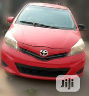 Toyota Yaris 2012 SE Hatchback Automatic Red | Cars for sale in Oyo State, Ibadan