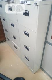 Quality Metal Four Drewer Cabinet | Furniture for sale in Lagos State, Ojo