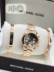 Classic Micheal Kors Set Wristwatches ⌚ Available in Designs   Watches for sale in Lagos State, Lagos Island