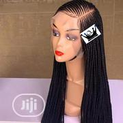 Human Hair Frontal Wig -- (Fair Knot /Scalp )With Baby Hair | Hair Beauty for sale in Lagos State, Surulere