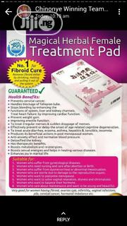 Magical Herbal Female Treatment Pad Cures Infertility   Vitamins & Supplements for sale in Lagos State, Victoria Island