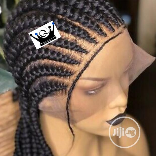 Full Lace Wig Frontal --(Adaeze Wig)