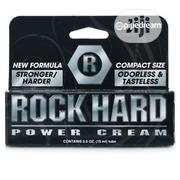 Rock Hard Power Cream 118ml | Sexual Wellness for sale in Lagos State, Surulere