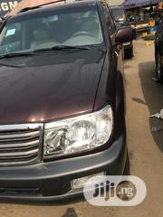 Toyota Land Cruiser 2006 100 4.7 Executive Brown | Cars for sale in Lagos State, Apapa