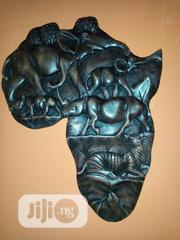 Africa Map/Wood Art Work | Arts & Crafts for sale in Lagos State, Surulere