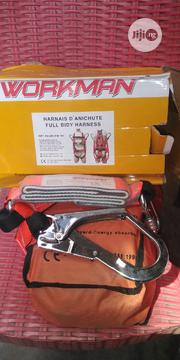 Workman Safety Body Harness Belt | Safety Equipment for sale in Lagos State, Lagos Island