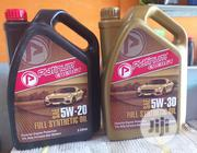 Guarateed 5litres Platinum 5W -30 Fully Synthetic Engine Oil For Cars | Vehicle Parts & Accessories for sale in Lagos State, Mushin
