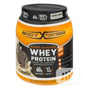 Body Fortress Super Advanced Whey Protein Powder, Cookies Cream- 2LB | Vitamins & Supplements for sale in Lagos State, Ikeja
