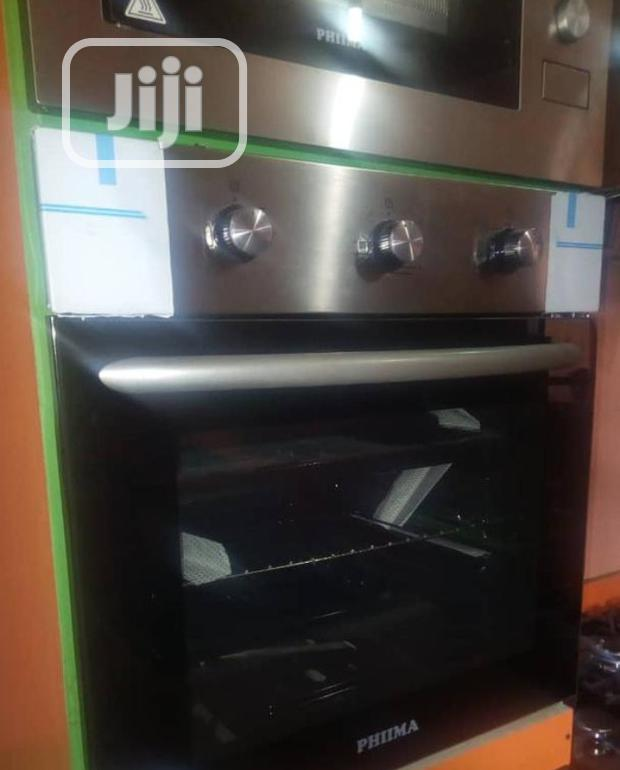 Gas Cabinet Oven