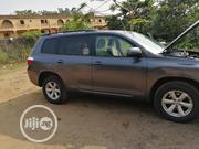 Toyota Highlander 4x4 2008 Gray | Cars for sale in Lagos State, Ojo