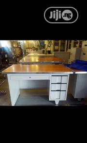 4ft Metal Leg Office Table | Furniture for sale in Lagos State, Ojo