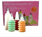 Party Food And Cake Decorating Kit | Restaurant & Catering Equipment for sale in Lagos State, Lagos Island