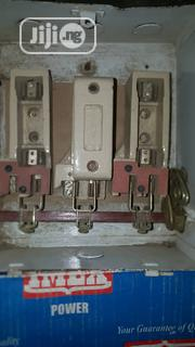 100amps Gear Changeover Switch 3 Phase (Fuse) | Electrical Tools for sale in Lagos State, Ojo