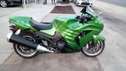 Kawasaki 2013 Green   Motorcycles & Scooters for sale in Lagos State, Ajah