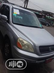 Honda Pilot 2004 Silver | Cars for sale in Lagos State, Surulere
