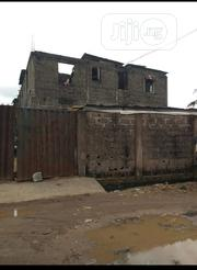 638sqm of Land with an Uncompleted Storey Building for Sale in Gbagada   Land & Plots For Sale for sale in Lagos State, Gbagada