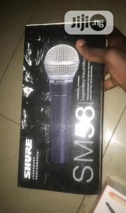 Shure SM 58 | Audio & Music Equipment for sale in Abuja (FCT) State, Apo District
