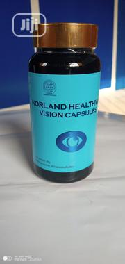 Goodbye To Eye Problems AND Yes To Norland Vision Vitale Capsule | Vitamins & Supplements for sale in Lagos State, Victoria Island