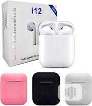 I12 True Wireless Headsets | Headphones for sale in Lagos State, Gbagada