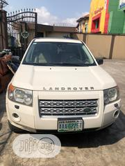 Land Rover Freelander 2010 3.2 i6 HSE Automatic White | Cars for sale in Lagos State, Amuwo-Odofin