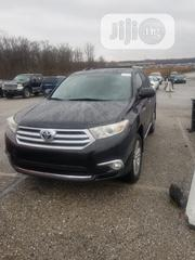 Toyota Highlander 2013 3.5L 4WD Black   Cars for sale in Lagos State, Amuwo-Odofin