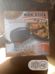 Cleo By Panache - Nonstick Square Grill Pan | Kitchen Appliances for sale in Lagos State, Lagos Island