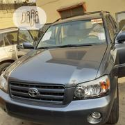 Toyota Highlander 2003 Gray   Cars for sale in Lagos State, Lekki Phase 2
