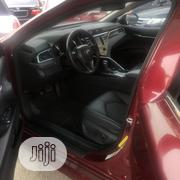 Toyota Camry 2018 SE FWD (2.5L 4cyl 8AM) Red   Cars for sale in Lagos State, Ikeja