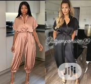 Satin Jumpsuit   Clothing for sale in Lagos State