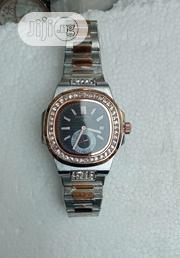 Patek Philippe Silver Rose Gold Wristwatch | Watches for sale in Lagos State, Surulere