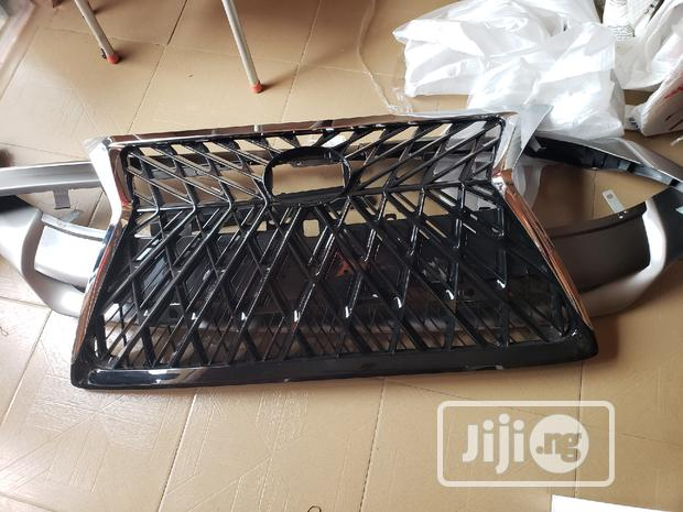Buy Your Gx460 Front Grille 2019