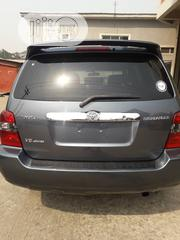 Toyota Highlander 2007 Limited V6 4x4 Gray   Cars for sale in Lagos State, Mushin