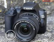 Canon Eos 250d With 18-55mm Lens Stm (Brand New)   Photo & Video Cameras for sale in Lagos State, Ikeja