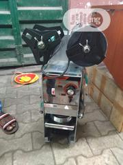 Automatic Cup Sealing Machine | Manufacturing Equipment for sale in Lagos State, Ikoyi