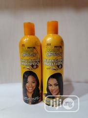 Mega Growth Shampoo And Conditioner   Hair Beauty for sale in Lagos State, Ajah
